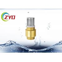 """Buy cheap Silencing Spring Lifting Brass Plumbing Valves Vertical Type 1/2"""" - 4"""" Size product"""