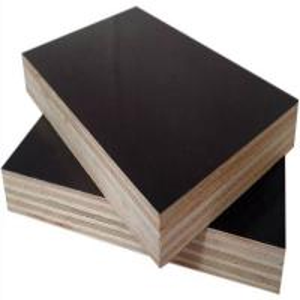 Buy cheap Melamine Glue BB/BB Black Film Coated Plywood , Soundproof Exterior Cedar Plywood Panels product
