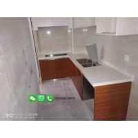 China Foshan Weimeisi Customized prefabricated bathroom marble countertops kitchen granite stone counter top on sale