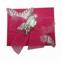 Buy cheap Gift Box, Made of Art, Cardboard, Kraft, Special Type and Corrugated Paper product