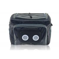 Buy cheap Collapsible Bluetooth Speaker Cooler Bag Support MP3 Format Music product