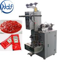 Buy cheap Automatic Pouch Jelly Packing Machine , Tomato Ketchup Paste Packaging Machine from wholesalers