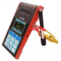 Buy cheap Full Color Screen Hardness Scale Surface Roughness Measuring Instrument product