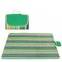 Buy cheap Wonder Garden Pattern Picnic Blanket Waterproof Backing 600D Oxford Fabric Made product
