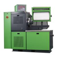 Buy cheap Computer Controlled diesel injection test bench , diesel fuel injector tester product