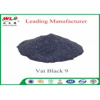 Buy cheap RB C I Vat Black 9 Vat Direct Black Fabric Dye For Cotton Heat Resistant product