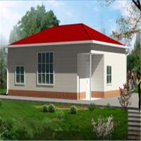 Buy cheap Modular /Mobile/Prefab/Prefabricated Steel House for Private Living prefabricated house product