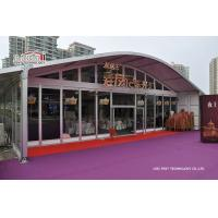 Buy cheap Exhibition Outdoor Event Tents UV Resistant Aluminum Structure product