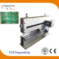 Buy cheap MCPCB PCB Separator Machine PCB Depaneling with Two Linear Blades product
