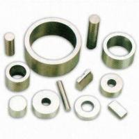 Buy cheap Alnico Magnets, Available in Cast and Sintered Form, Used in Industrial Motors product