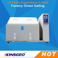 Corrosion Test Chamber : Durable salt spray test chamber for electrochemical