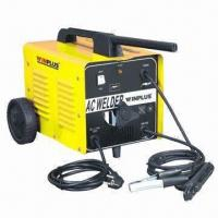 Buy cheap MMA AC/ARC Welding Machine with Rated Current of 60 to 160A and 7kVA Input Capacity product
