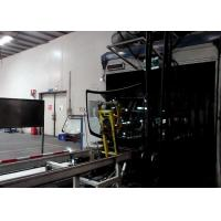 Buy cheap Car Glass Production Line Rearview Mirror Button Station Mirror Adhesive Line product