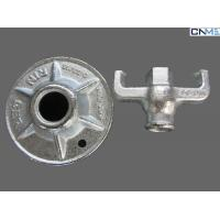 Buy cheap Steel Galvanized Construction Scaffolds Forged 17mm Formwork Nut Without Plate product
