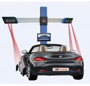 Buy cheap Unique 4 Cameras High Class 3D Wheel Alignment Machine For Repair Car Shop/Garage product
