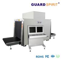 Buy cheap 100*100 Tunnel Luggage Stadium Security X Ray Scanner For Military Base Inspection product