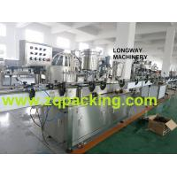 Buy cheap Full Automatic Insecticide Pesticide Filling machine product