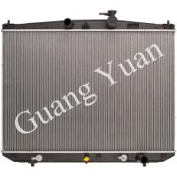 Buy cheap 16400 OP420 Aluminum Car Radiators , Toyota Highlander Radiator 3.5L V '14-16 product