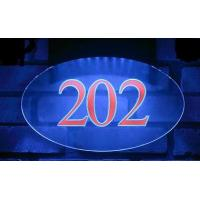 Buy cheap High Quality Room Number  Acrylic Signs product