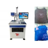 Buy cheap Laser Printing Machine For T-Shirt , Clothing CO2 Laser Engraving Machine from wholesalers