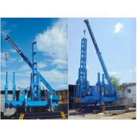 Buy cheap T-works Unique Design Of Rotary Piling Machine Static Pile Driver For Precast Pile Construction With High Speed product