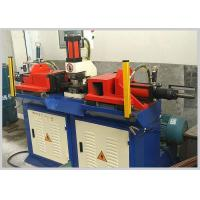 Buy cheap Double Head Tube Pipe End Forming Machine 110v 220v / 380v Low Power Consumption product