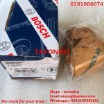 Buy cheap BOSCH original and new DRV pressure control valve 0281006074,0281006075 product