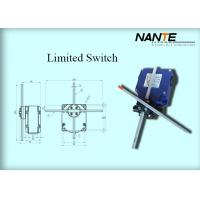 China Steel Holding Limited Switch With Blue Color Used In Hoist And Complex Crane System wholesale