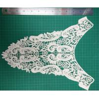 China  Cotton PFD White Lace Collar Necklace Personalized for Motif  for sale