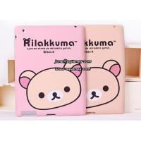 Buy cheap Cute silicone case for ipad 2, Rilakkuma Brown Lazy Bear silicon case for Ipad 2 product