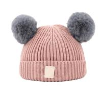 Buy cheap 2019 Fashionable Winter Wooly Beanie Hat , Cute Beanies For Girls Breathable product