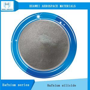 Buy cheap Nano Hafnium Disilicide Powder , Spherical Hafnium Silicide Powder HFSI2 from wholesalers