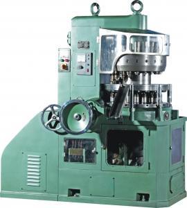 Buy cheap High Pressure Long Durable Cosmetic Powder Press Machine / Powder Compression Machine product