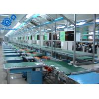 Buy cheap Microwave Oven Furniture Assembly Line With Automatic Chain Conveyor Transport product
