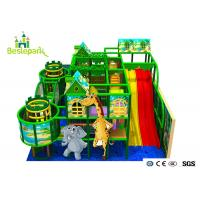 Soft Huge Jungle Gym Indoor Playground Anti Skid For Kids 3 - 15 Years Old
