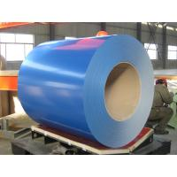 China Prepainted GI Steel Coil / PPGI / PPGL Color Coated Galvanized Steel Sheet In Coil wholesale