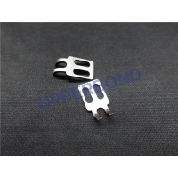 Quality Metallic Black Paper Stopped Claw For Cigarette Packing Machine for sale