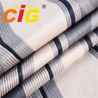 Buy cheap Waterproof Anti - Mildew Printed Sofa Upholstery Fabric oft Touching Velvet Fabric from wholesalers