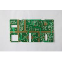 China Customized Rogers PCB Board RF and Microwave Power Technology 2 Layers High Precision wholesale