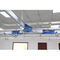 Buy cheap Vertical Conveyor Logistics Garment Hanging System product