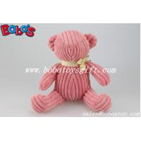 Buy cheap Fanshion Design Pink Stuffed Teddy Bear Toy Without Eys Nose and Mouth product