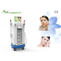 China Two treatment handles 80W Skin Care Fractional RF Microneedle System for Clinic use wholesale