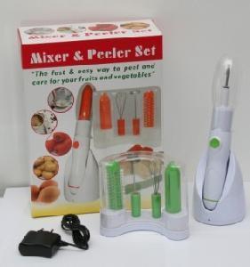 Buy cheap Mixer & Peeler Set (NY041) product