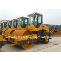 Buy cheap Single Drum 14t Vibratory Compactor Road Roller Construction Equipment SDLG RS8140 product