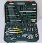 Buy cheap 121pcs tool Socket sets hand tools and sleeve parts for motor/car repair tool sets product