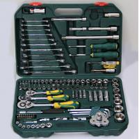 Quality 121pcs tool Socket sets hand tools and sleeve parts for motor/car repair tool for sale