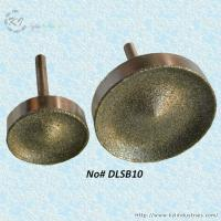 Buy cheap Electroplated Diamond Cutting Bits - DLSB10 product