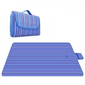 Buy cheap Oxford Fabric Outdoor Sand Proof Beach Blanket Custom Logo Acceptable product