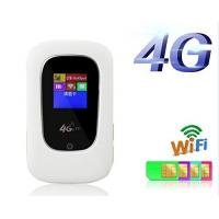 "Buy cheap Portable 4G MIFI Router with sim card slot,1.44"" LCD Screen product"