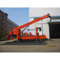 Buy cheap Robot Machine 200 Ton Hydraulic Static Pile Driver product